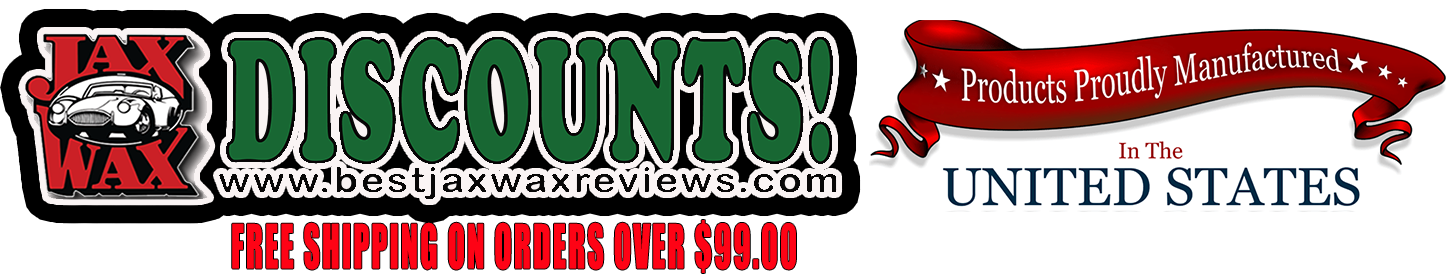 The Best Jax Wax Discounts & Reviews