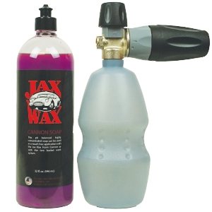 Jax Wax MTM PF22 Foam Cannon & Cannon Soap