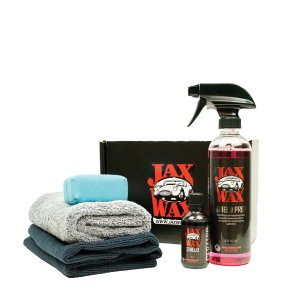 Jax Wax Shield Ceramic Coating Kit